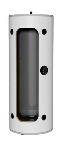 DZD Akumulační nádrž NAD 250 v1 s izolací 110980391