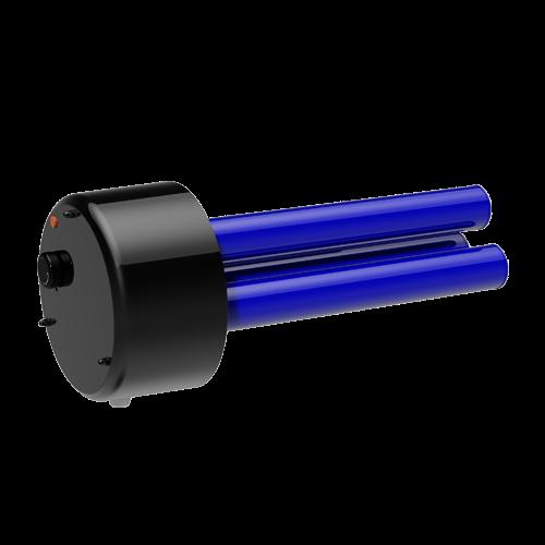 DZD Topná jednotka přírubová s keramickým tělesem TPK 150-8/2,2kW 2110409 # 427273058