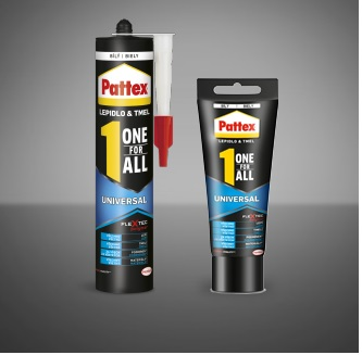 Pattex Pattex Tmel Pattex ONE FOR ALL UNIVERSAL 80ml - 2311594 2311594 703339728 2311594