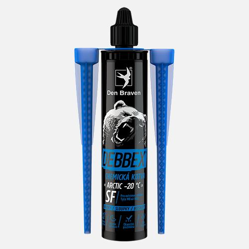 Den Braven Debbex chemická kotva DEBBEX ARCTIC VINYLESTER 300ml Den Braven 74019BDN