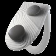 Alcaplast WC sedátko se zpomalením-softclose A604 Zen A604 ZEN