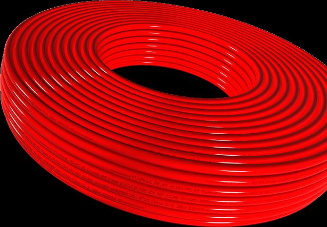 FV - plast FV THERM trubka MULTIPERT-5 18 x 2,0 400m pro vytápění AA120018400