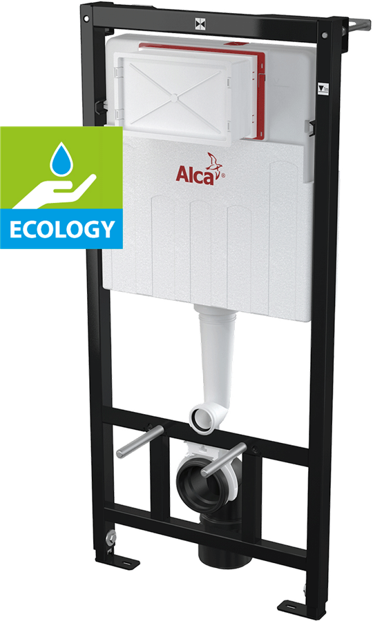 Alcaplast modul do sádrokartonu Ecology AM101/1120E pro suchou instalaci výška 1,2m