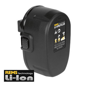 REMS akumulátor li-ion plus 18 v, 3 565225 RE565225 # 219308567