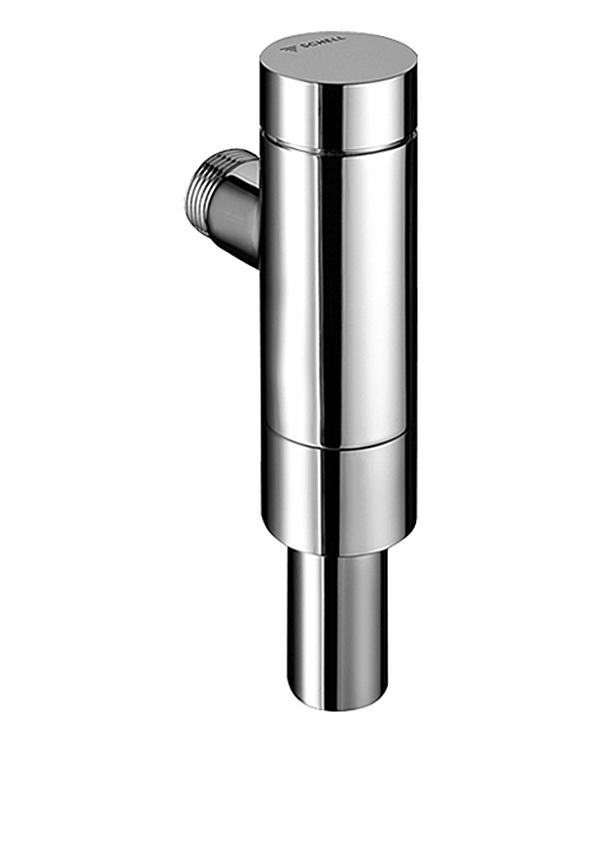 SCHELL tlakový splachovač WC SCHELLOMAT BASIC pro nízký tlak 1 chrom S022520699